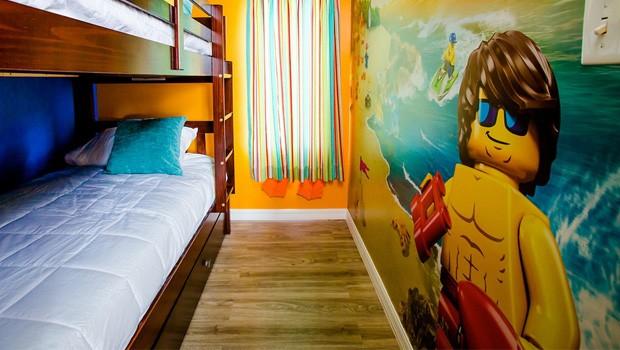 LEGOLAND Florida: Kinderzimmer