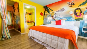 LEGOLAND Beach Retreat: Room