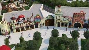 Mirnovec Park Eröffnung