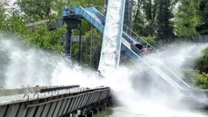 Mondo Verde Wildwasserbahn - Teaser