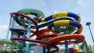 Bala de Canon Wasserpark Océade Brüssel