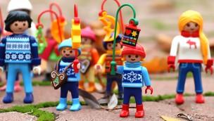 PLAYMOBIL-Figuren Laternenmzug - PLAYMOBIL-FUnPark