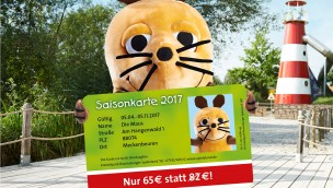 Ravensburger Spieleland Saisonkarte 2017 im Vorverkauf 20 Prozent günstiger erhältlich