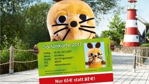 Ravensburger Spieleland Saisonkarte 2017 Vorverkauf