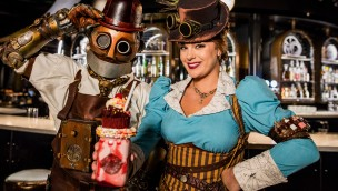 Universal Orlando resort - Chocolate Emporium