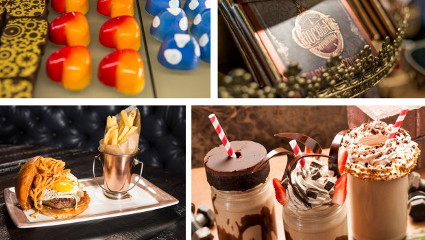 Universal Orlando Resort Chocolate Emporiom - Kreationen 2