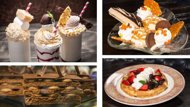 Universal Orlando Resort Chocolate Emporiom - Kreationen