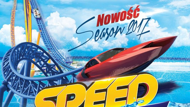 Speed Water Coaster 2017 neu in EnergyLandia