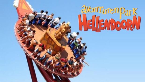 Avonturenpark Hellendoorn 2017 - mega Disko o Ankündigung