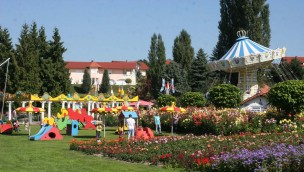 Churpfalzpark - Wellenflieger - Kinderwiese