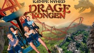 Drage Kongen - Djurs Sommerland - Artwork