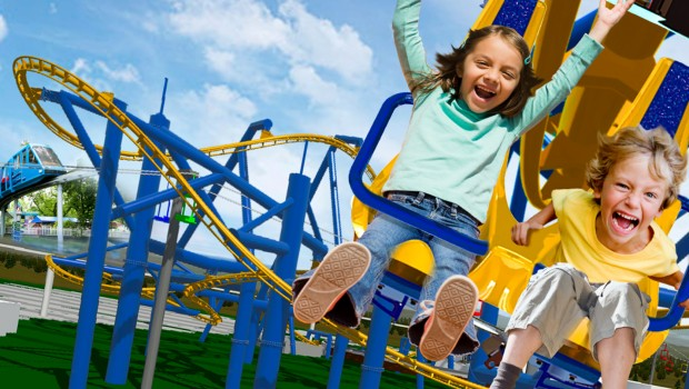 Dutch Wonderland - Merlin's Mayhem -