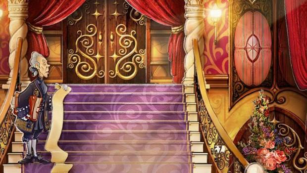 Efteling Symbolica Artwork Innen - Treppe