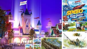 EnergyLandia 2017 mit 14 neuen Attraktionen, neuem Eingang und Hotel: Neuheiten-Übersicht