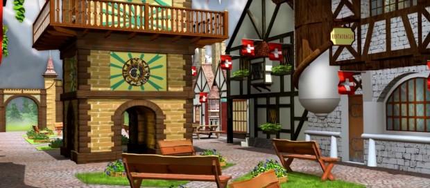 Schweizer Dorf in EnergyLandia für 2017