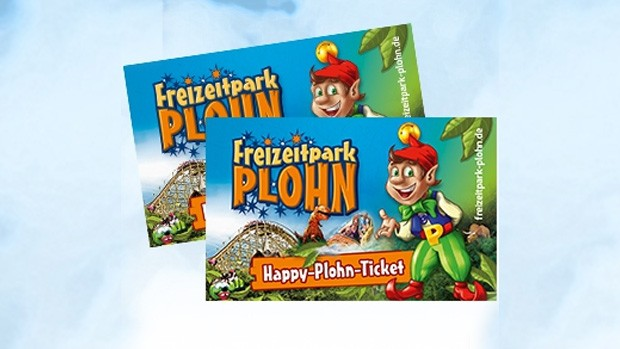 Freizeitpark Plohn - Happy Plohn-Ticket