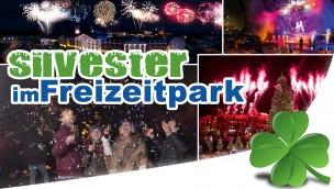 Freizeitparks an SIlvester 2016