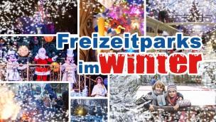 Freizeitparks im Winter 2016 geöffnet