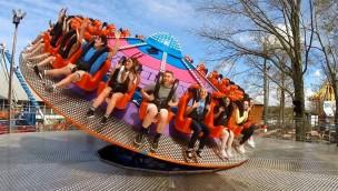 """Great Yarmouth Pleasure Beach eröffnet als Neuheit 2017 """"Reverse Time"""" als Ersatz für """"Evolution"""""""