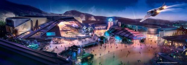 Hong Kong Disneyland 2023 - Marvel Artwork