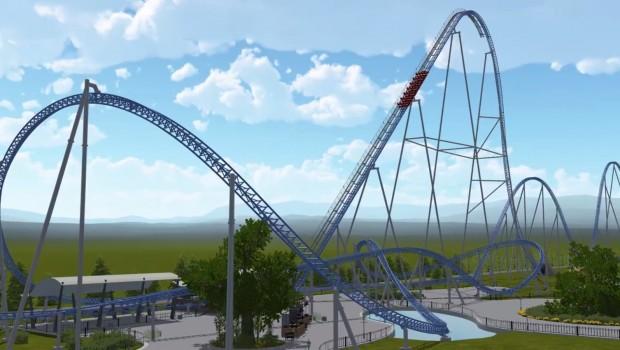 Intamin Mega Coaster für EnergyLandia 2018