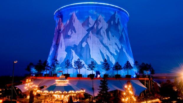 Kernie's Winter Wunderland - Kühlturm