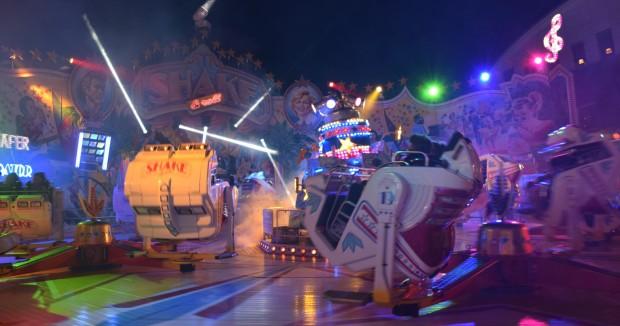 """""""Shake & Roll"""" auf der SimJü in Werne 2016"""