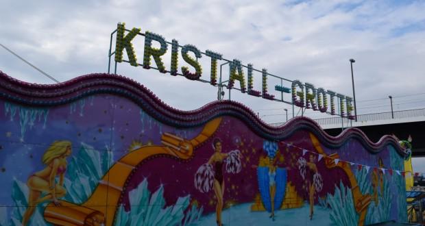 """""""Kristall-Grotte"""" von Klünder (heute: """"Labyrinth on Ice"""")"""