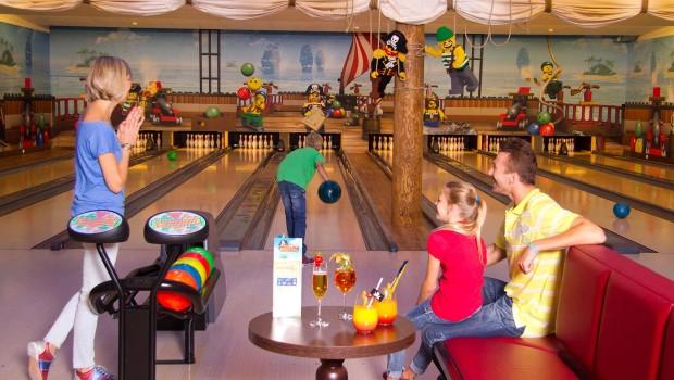 LEGOLAND Deutschland Feriendorf Bowlingcenter