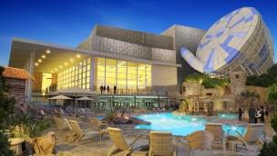 Hotel und Wasserpark für Liseberg geplant: Konzeptgrafiken geben detaillierte Einblicke