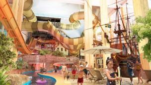 """WhiteWater West liefert Wasserrutschen für neuen Liseberg-Wasserpark: """"Wir erschaffen den besten Indoor-Wasserpark der Welt"""""""