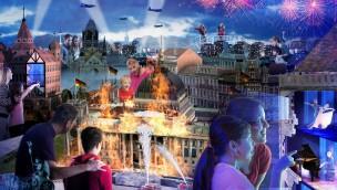 """Little Big City"" Berlin eröffnet 2017: Hauptstadt-Geschichte interaktiv in Szene gesetzt"