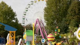LunEur Park in Rom wieder eröffnet: Ältester Freizeitpark Italiens feiert 2016 Wiedereröffnung
