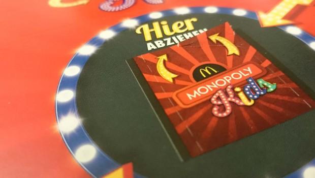 McDonald's Happy Meal Monopoly 2016 Gewinnlos