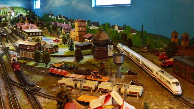 Miniatur-Eisenbahn Schwaben-Park