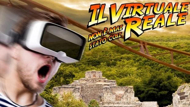 Mirabilandia Master Thai VR-Coaster