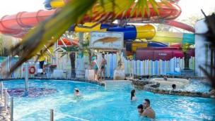 Oceade Wasserpark - Rutschen