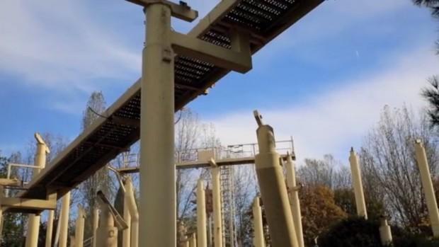 "Überarbeitung: ""Le Vol d'Icare"" in Parc Astérix"