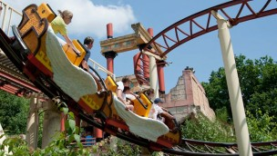 "Parc Astérix überarbeitet Kinderachterbahn ""Le Vol d'Icare"" für 2017"