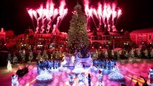 Phantasialand im Winter 2016: Wintertraum mit täglichem Feuerwerk startet am 19. November