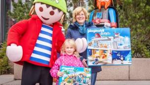 PLAYMOBIL-FunPark durchbricht 2016 erstmals 800.000-Besucher-Marke