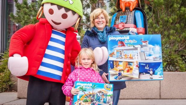 PLAYMOBIL-FunPark Besucherzahlen 2016