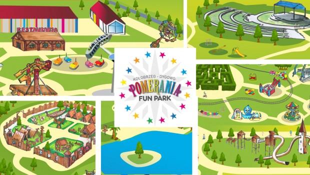 Pomerania Fun Park Polen - Freizeitpark Westpommern - Ankündigung