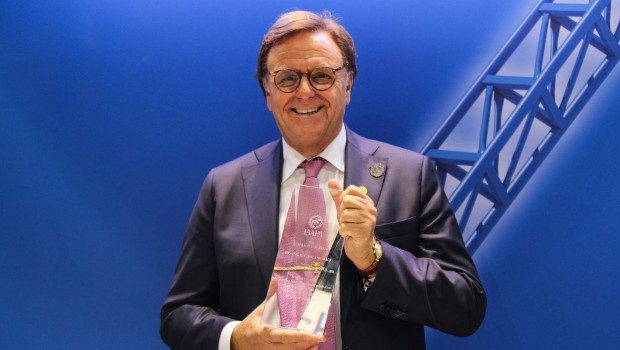 Roland Mack in der IAAPA Hall of Fame