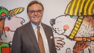 """Janosch-Ausstellung im Europa-Park eröffnet: """"Tigerente"""" und Co. bei der Winter-Ausstellung 2016"""