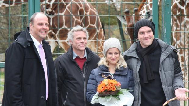 Tiergarten Nürnberg - Millionster Besucher 2016