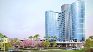Universal Orlando 2018 - Aventura Hotel Fassade