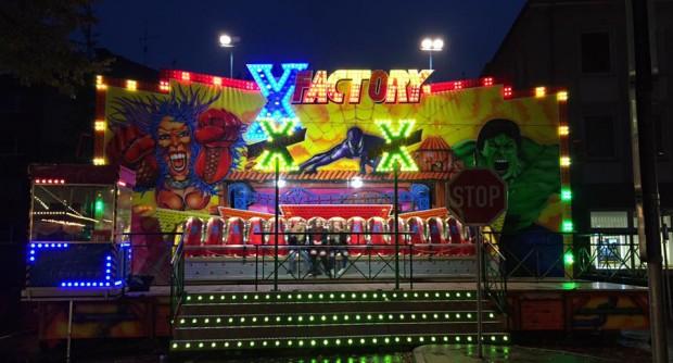 """X-Factory"" (Hölzer)"
