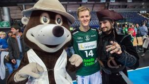 BELANTIS setzt Partnerschaft mit Handball-Bundesligist SC DHfK in Saison 2017/18 fort