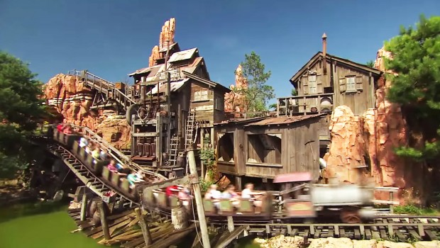 Big Thunder Mountain - Umbau - Wiedereröffnung in Disneyland Paris 2016